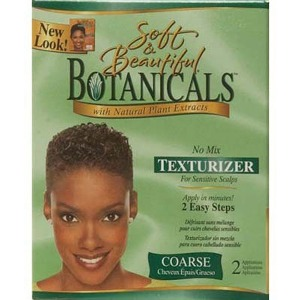 Soft & Beautiful Botanical Texturizer Kit Coarse